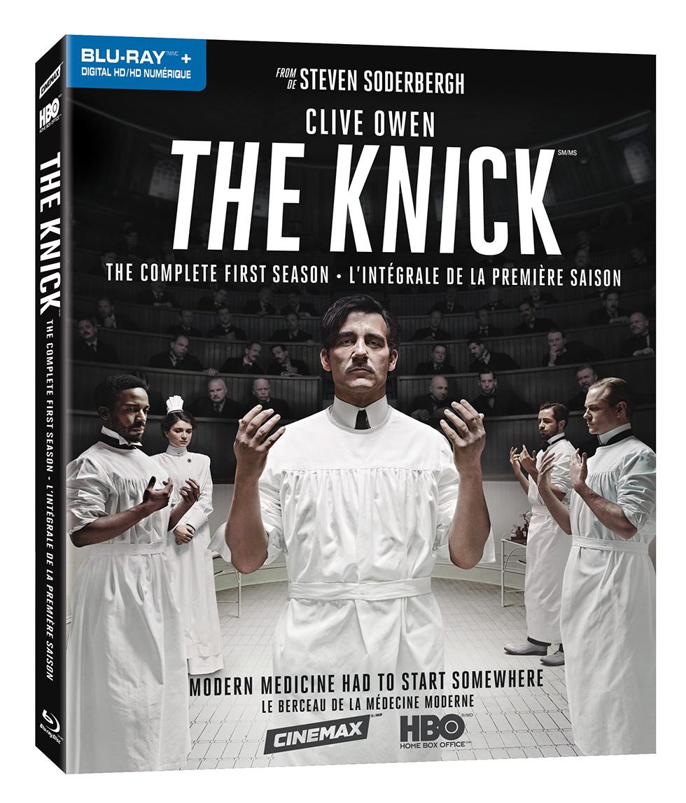 Staff Picks The Knick Season One Blu Ray