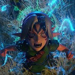 Majora's Mask In Unreal Engine 4