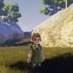 Ocarina of Time Meets Unreal Engine 4