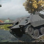 World of Tanks is Heading to the PlayStation 4