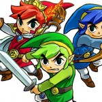 Form the Ultimate Trio in The Legend of Zelda: Tri-Force Heroes