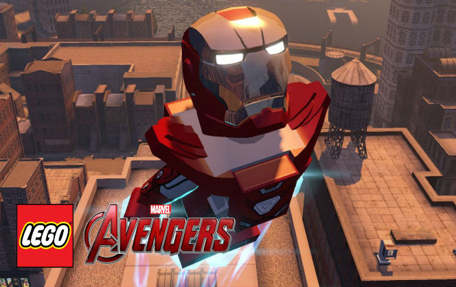 Lego Avengers Thumb