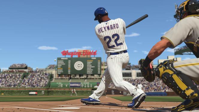 MLB The Show 16 Heyward