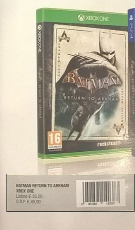 Batman Return to Arkham 3