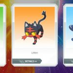 These Are The New Starters In Pokemon Sun And Pokemon Moon
