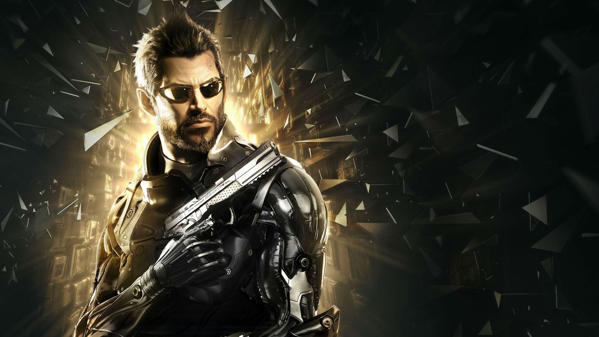 Deus Ex MD Header