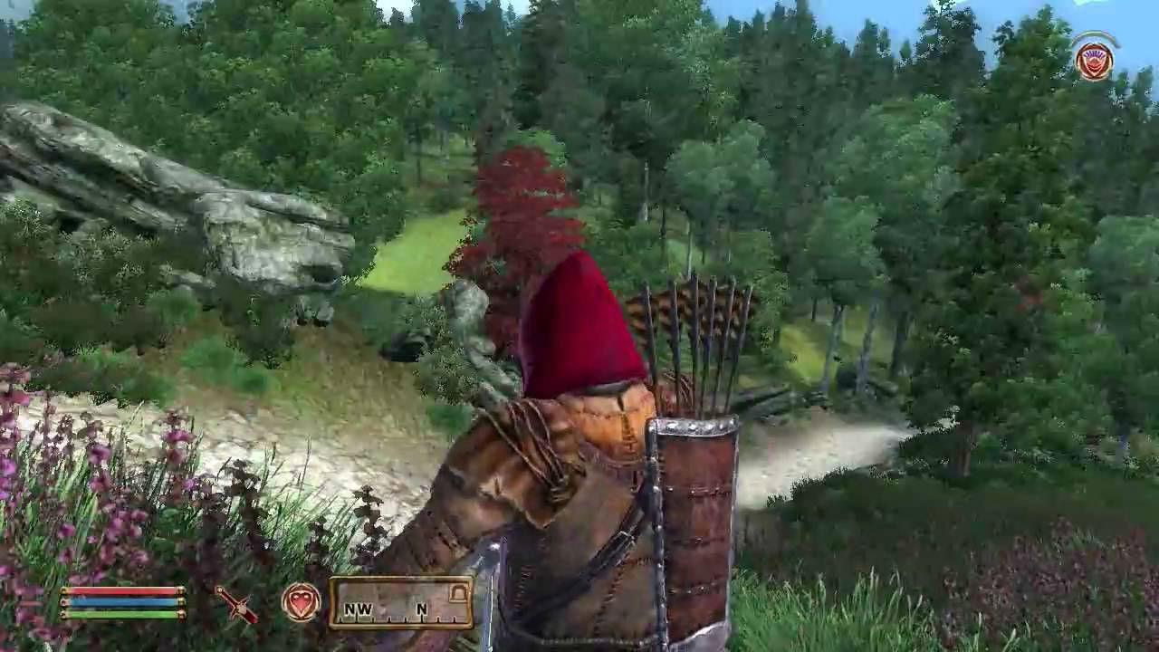 Oblivion Header