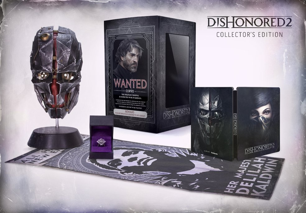 Dishonored 2 Collectors