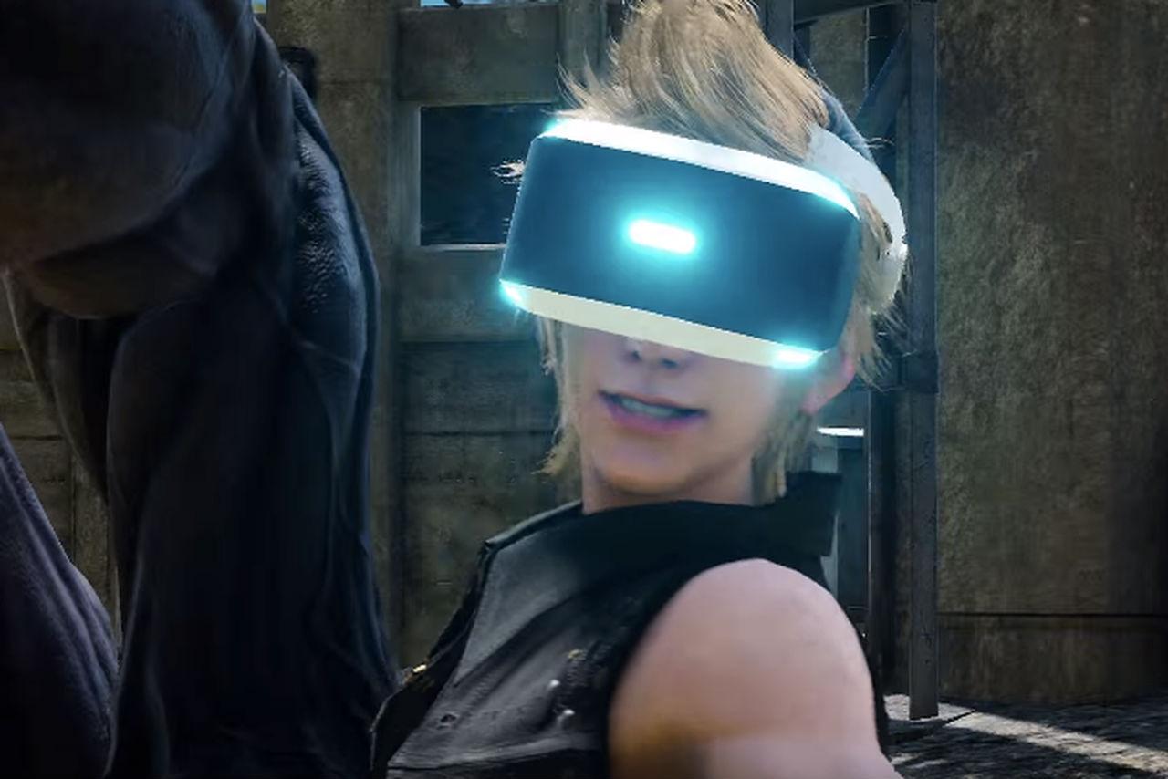 FF VR