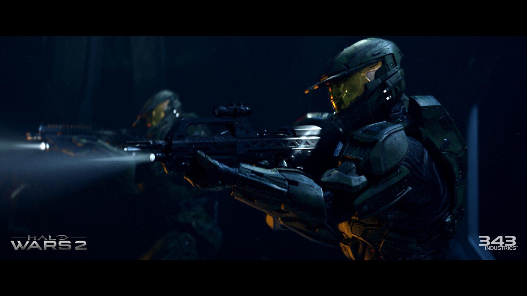 Halo Wars 2 Header