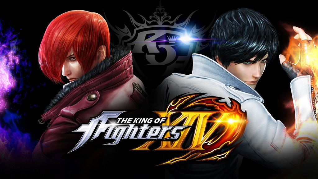 King of Fighters Header