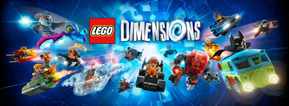 Lego Dimensions Header