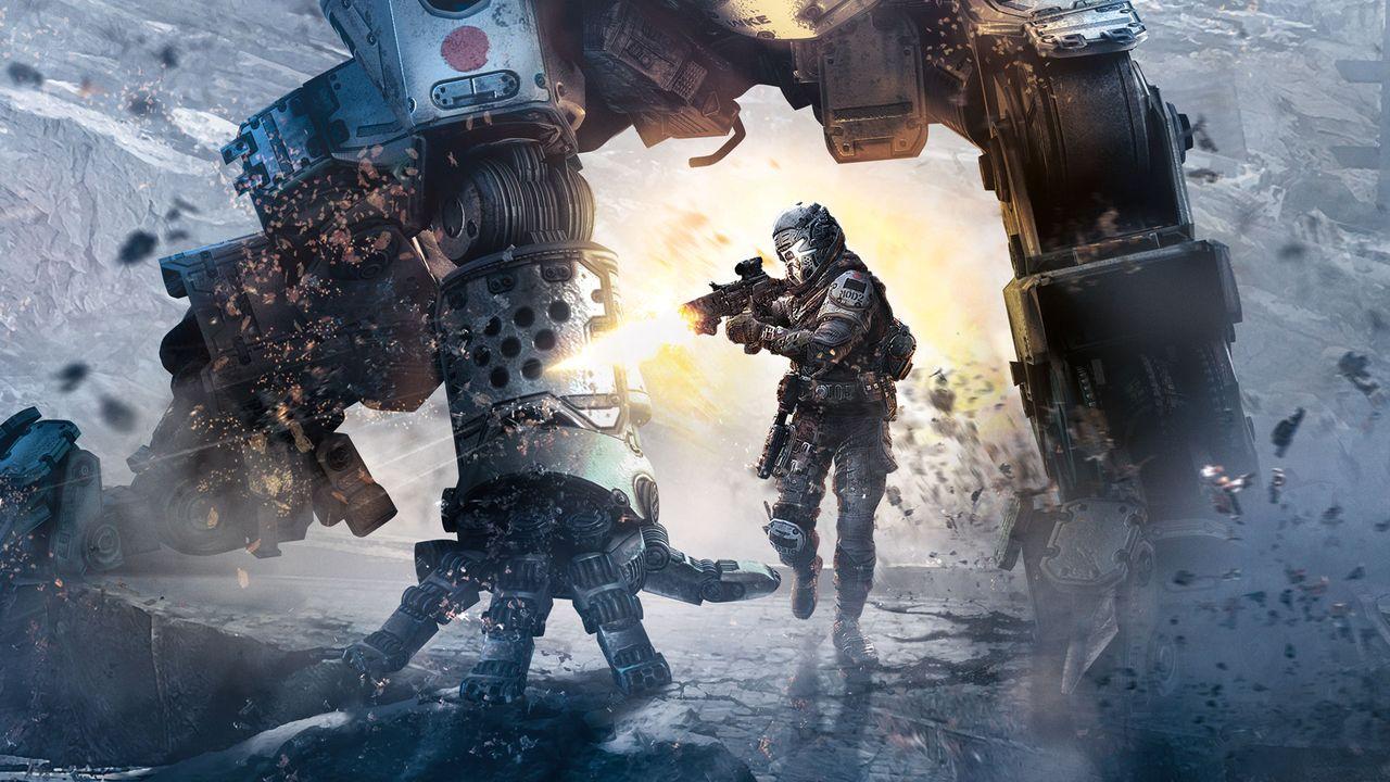 Titanfall 2 Header