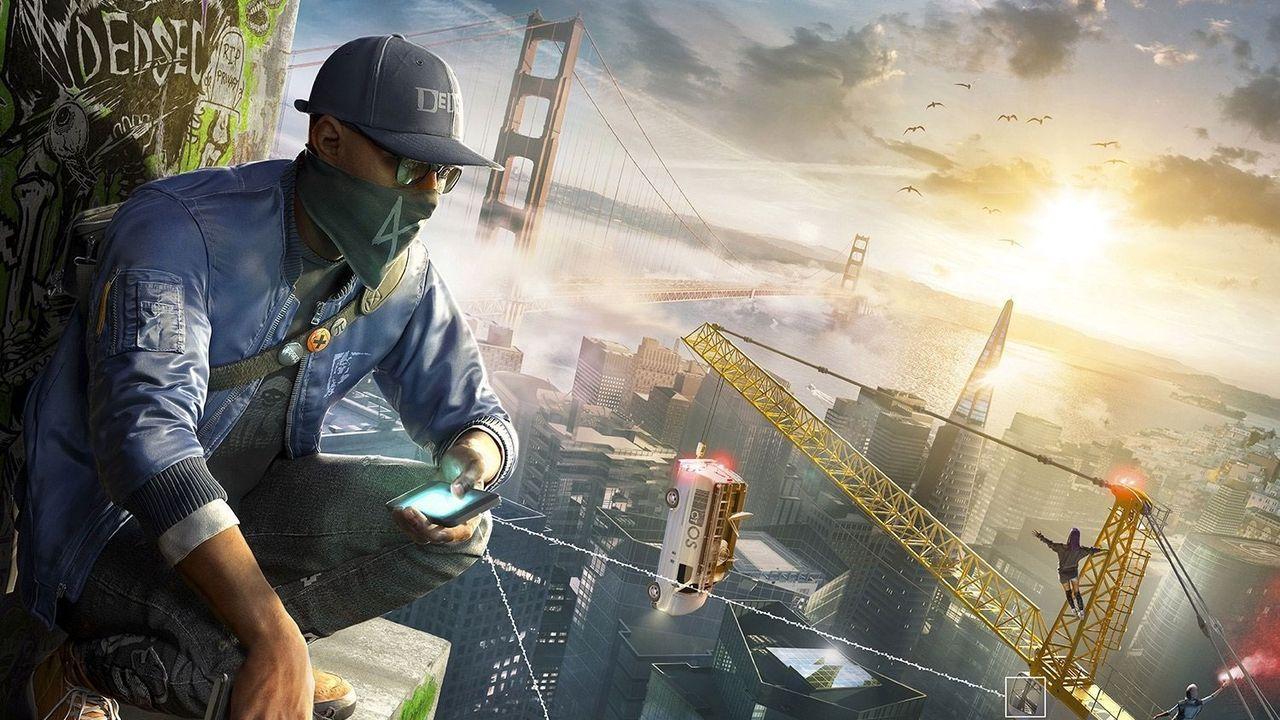 Watch Dogs 2 E3 Header
