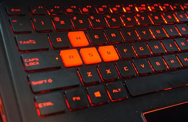 GL502 Keyboard