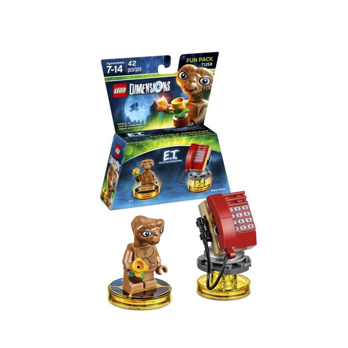 Lego Dimensions ET