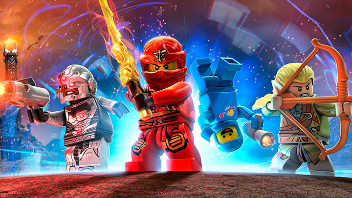 Lego Dimensions Expansion Header