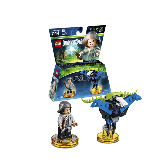 Lego Dimensions Fantastic Beasts 2