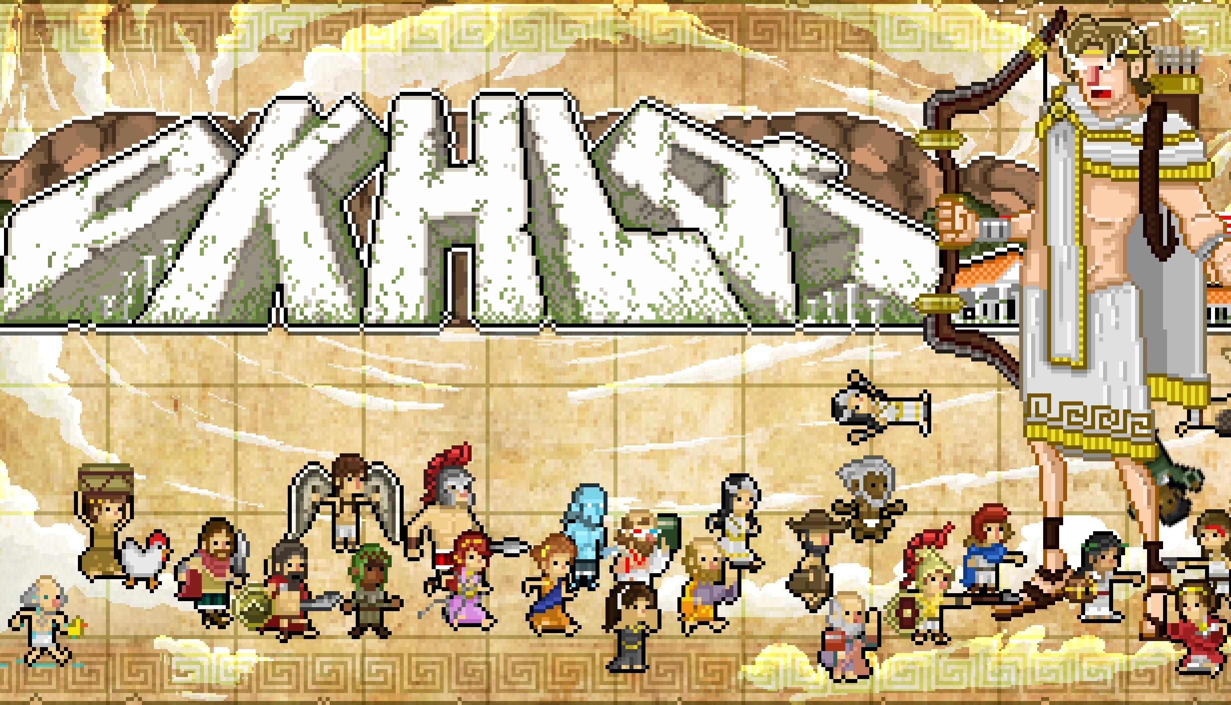 Okhlos - Key Art