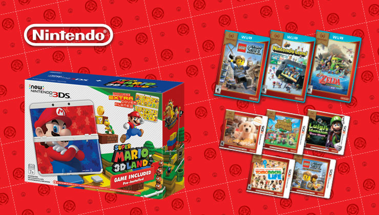 Nintendo Summer Sale 3