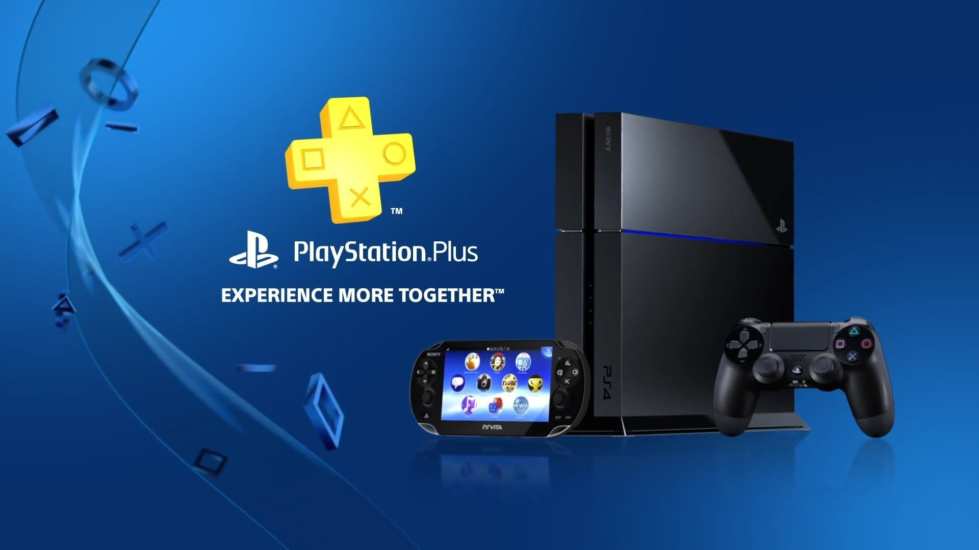 PlayStation Plus Header