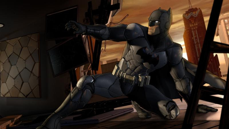 Batman Episode 2 Telltale