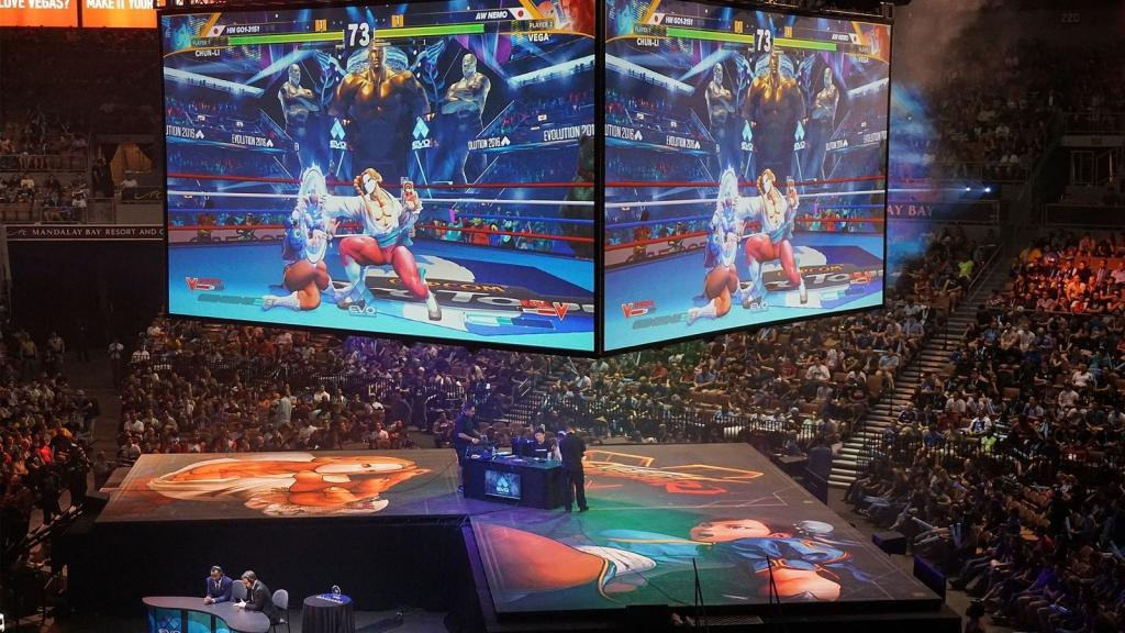 arena fighting games